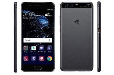 Diseño Huawei P10