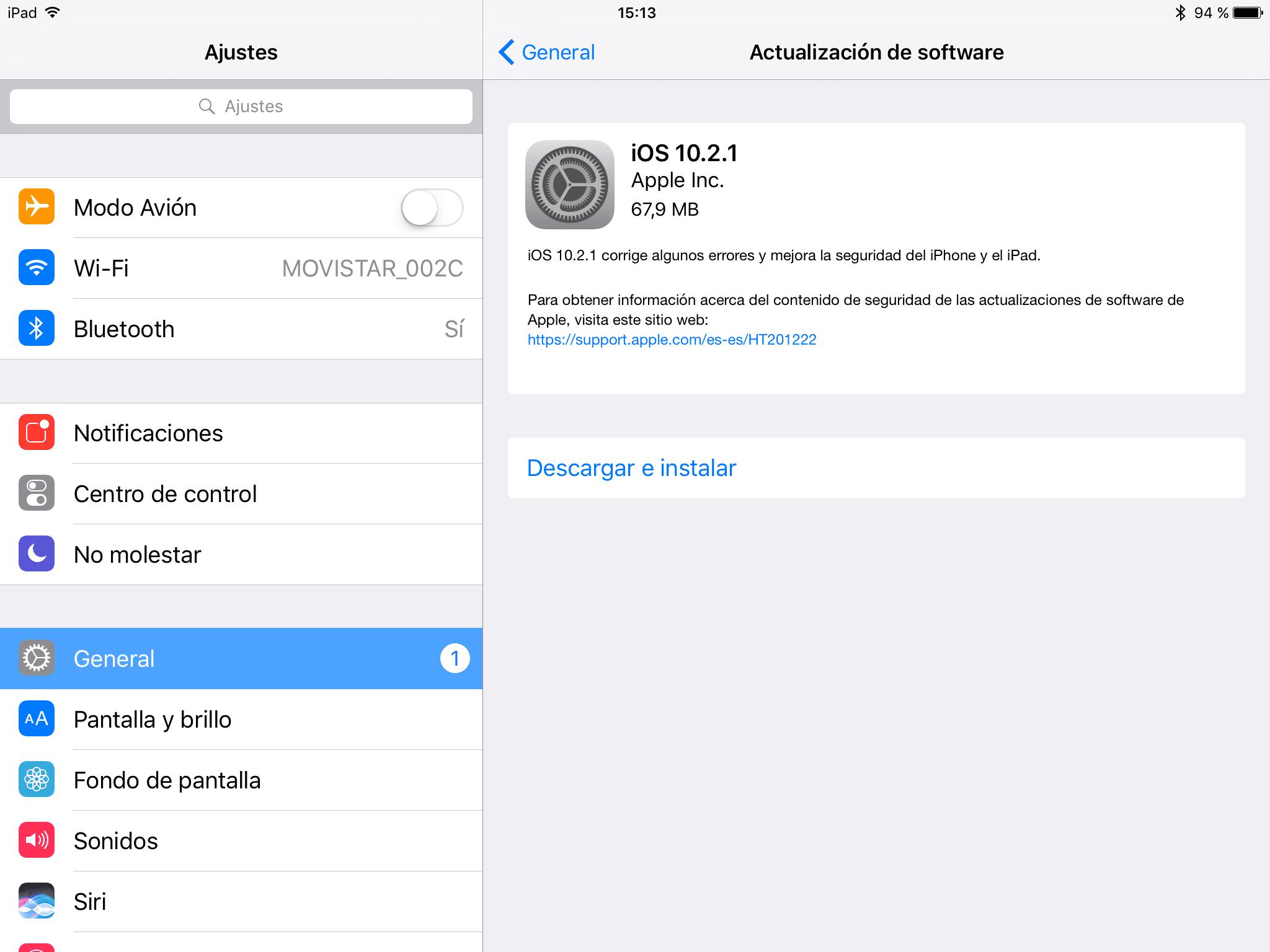 Apple llamá a sus usuarios a que actualicen a iOS 10.2.1 por grave fallo de seguridad