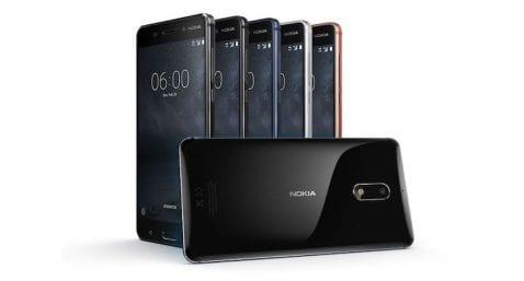 Las otras joyas de Nokia en el MWC2017: Nokia 5 y Nokia 6