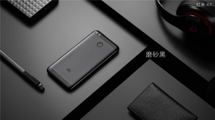 nuevo Xiaomi Recmi 4X color Jet Black