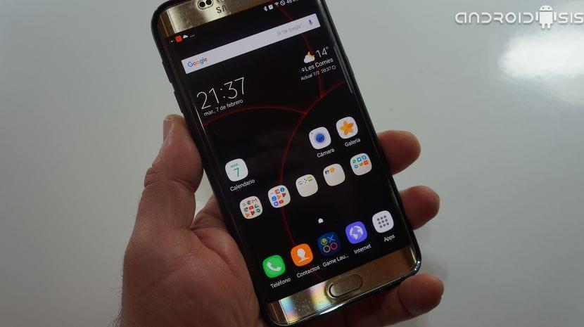 Primera ROM oficial Android Nougat para el Samsung Galaxy S6 Edge Plus