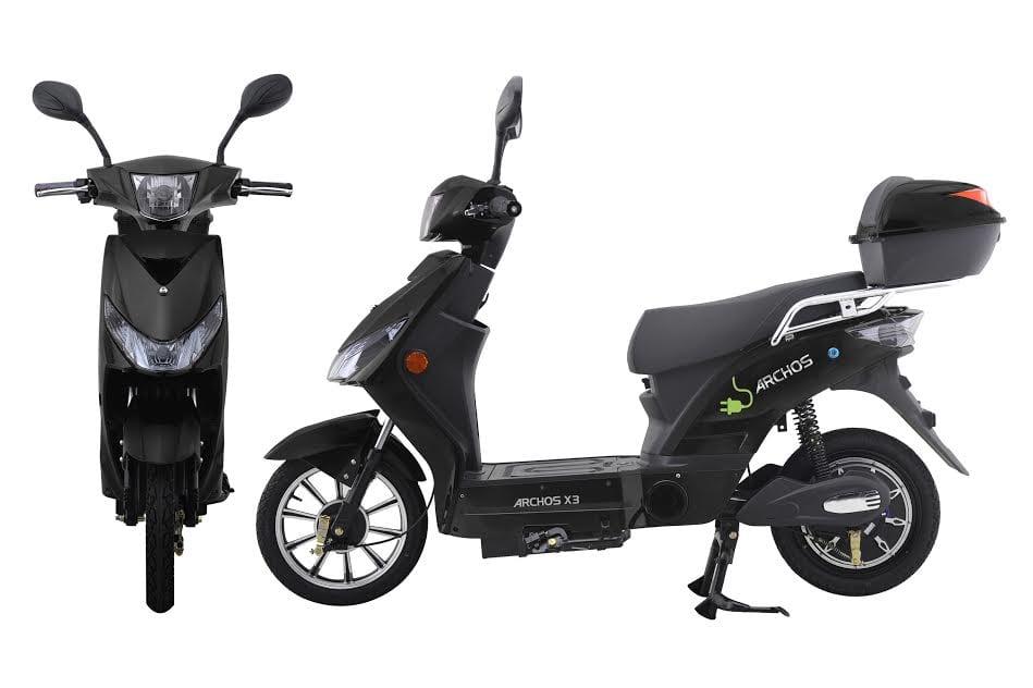 Archos X3 el scooter eléctrico de Archos