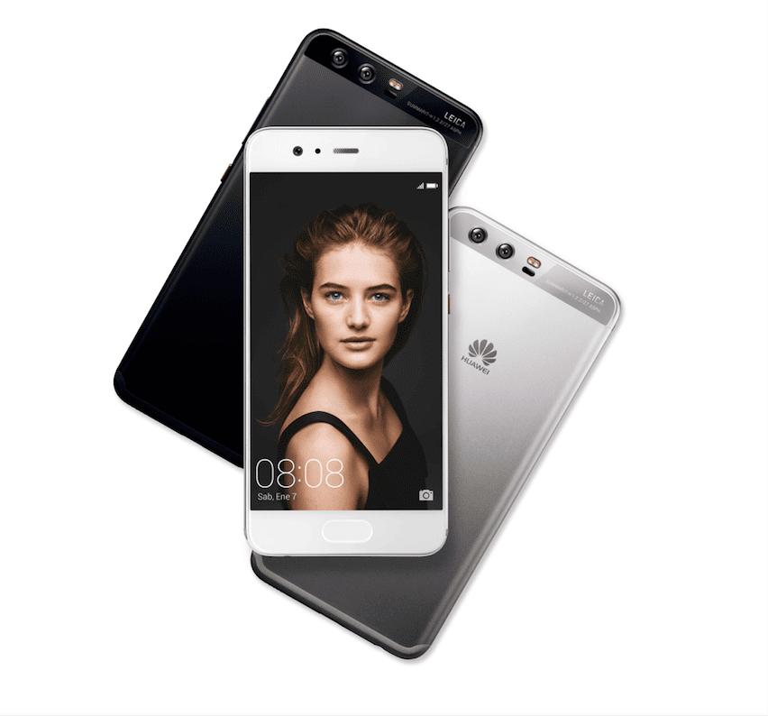 Características técnicas y precios del Huawei P10 y P10 Plus