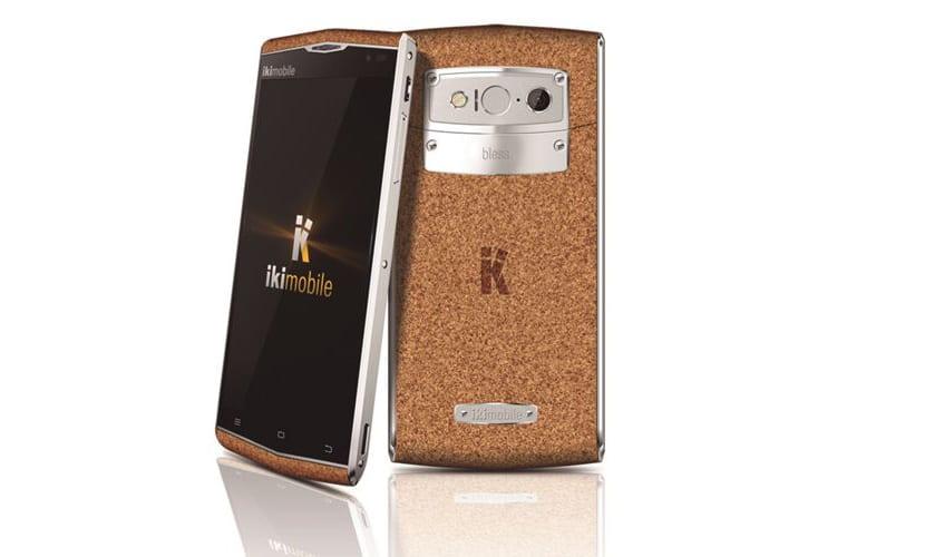 Smartphone de corcho