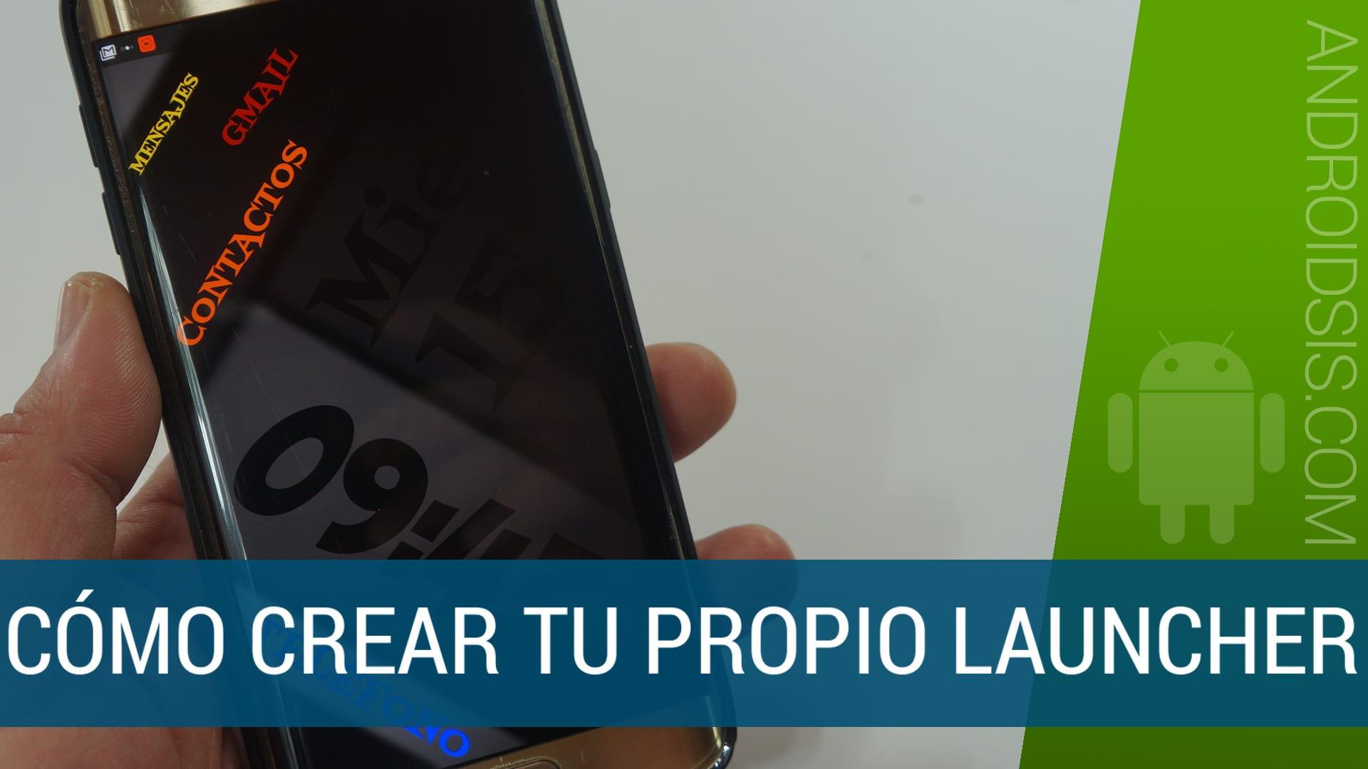 El mejor Launcher para Android de todos los tiempos se llama Launcher LAB