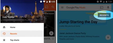[APK] Descarga e instala ya la nueva versión de Google Play Music 7.4 repleta de novedades