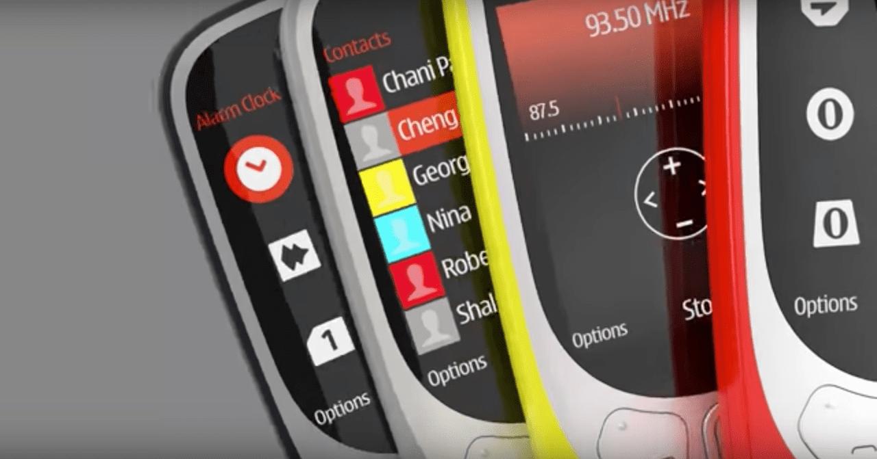 El Nokia 3310 2017 ya es una realidad