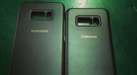 Galaxy S8 fundas