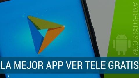 La mejor app para vber la tele gratis