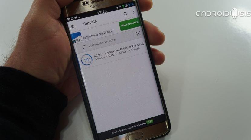 La mejor manera de descargar Torrents desde Android