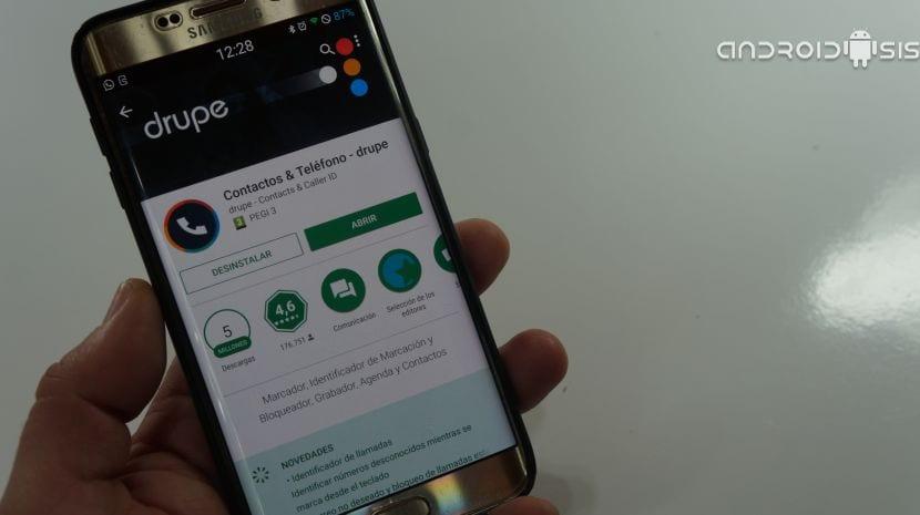 ¡¡ESPECTACULAR!!. La mejor manera de gestionar los contactos en Android