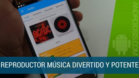 reproductor música Android soporte Snaptube