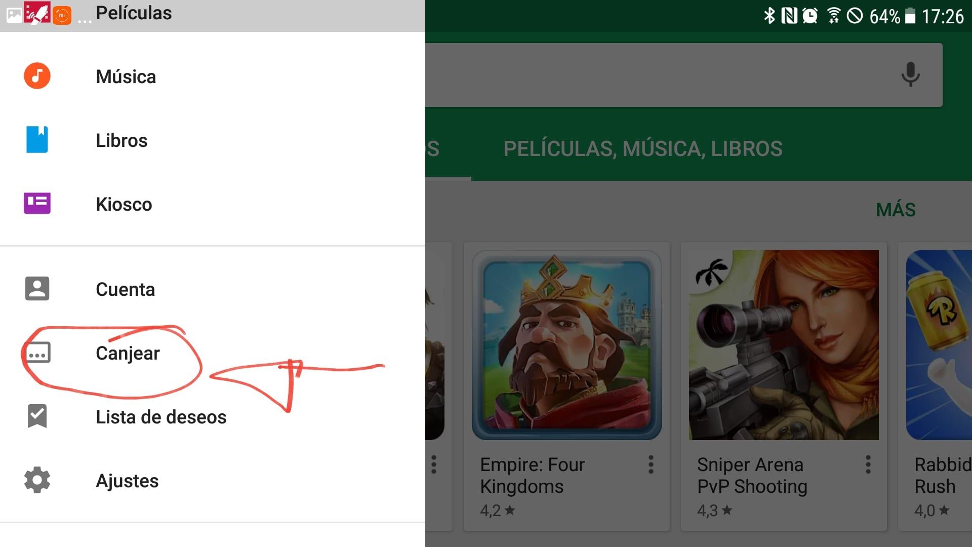 Tres formas distintas de comprar aplicaciones y juegos en el Play Store de Google