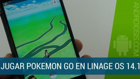 inageOS oficial si permite jugar a Pokemon Go