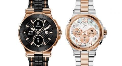GC, fabricante suizo de relojes de lujo, lanzará sus primeros smartwatches Android Wear