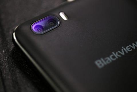Blackview A9 Pro camara
