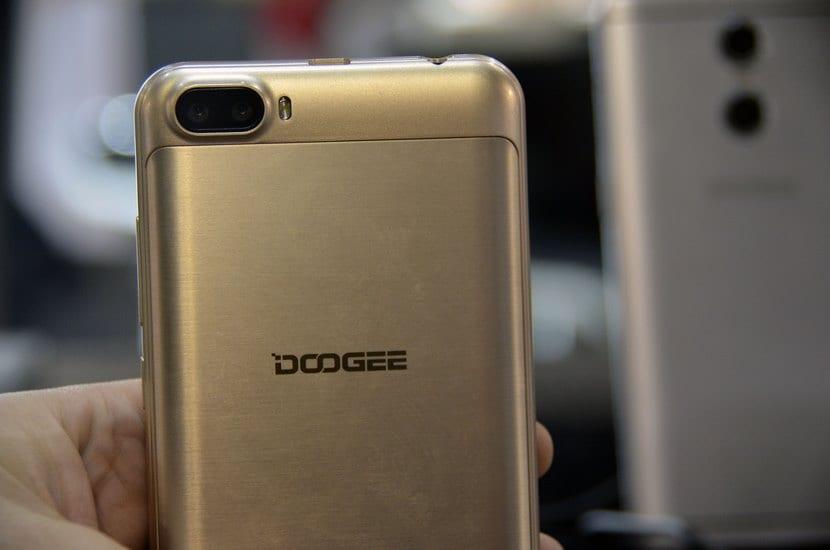 Cámara Doogee Shoot 2