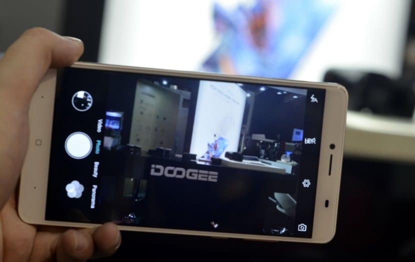 Doogee Y6 MAX 3D camara