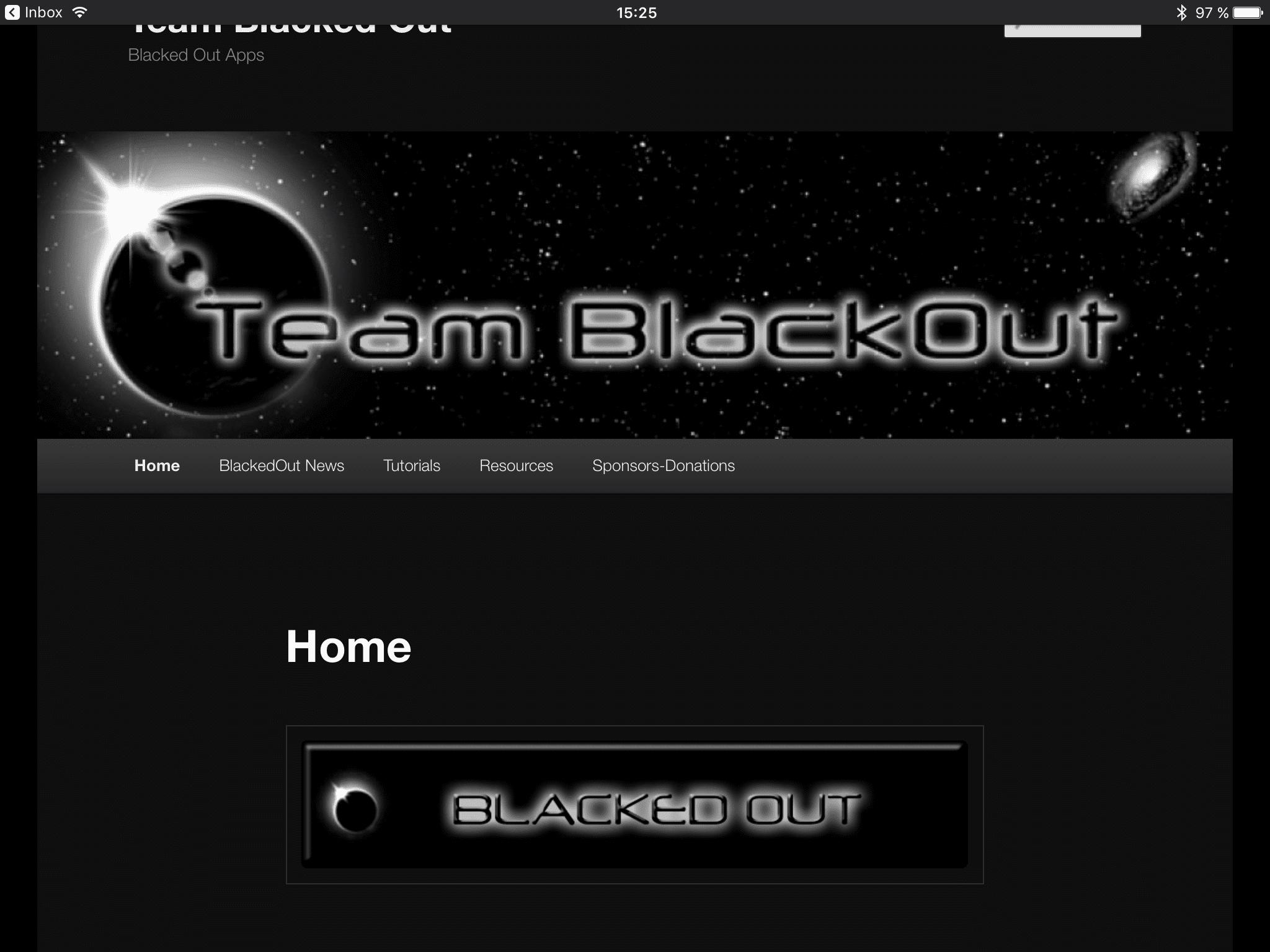 Black Apps