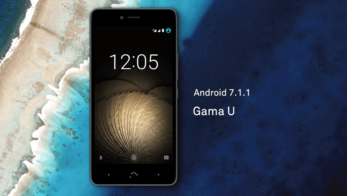 Actualización Android 7.1.1 BQ Aquaris U