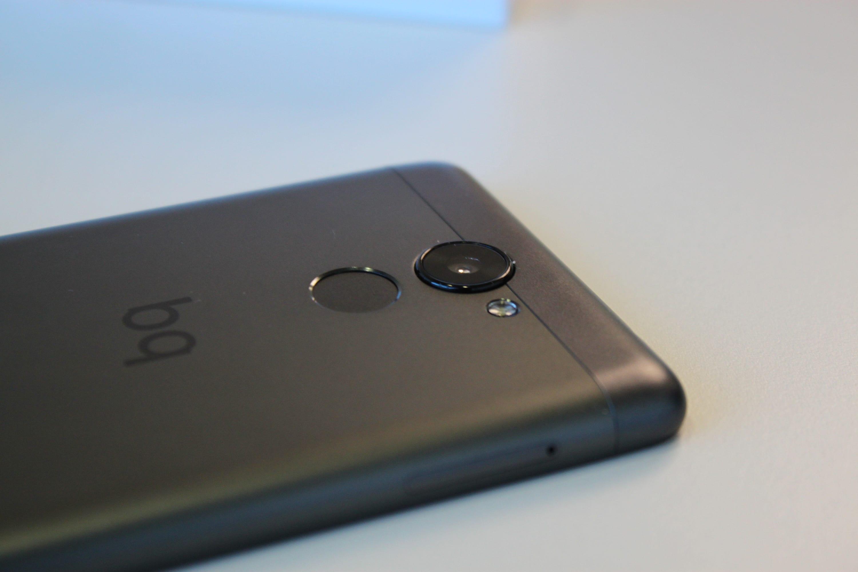 Android Nougat Aquaris U