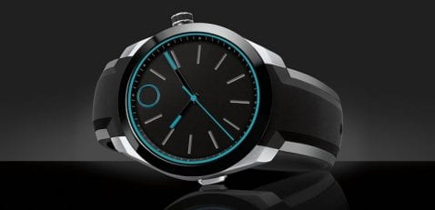 Movado lanzará nuevos smartwatches con Android Wear 2.0 en otoño