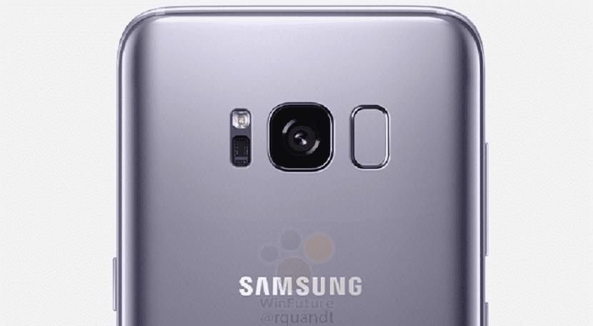 Samsung Galaxy S8 - Cámara trasera