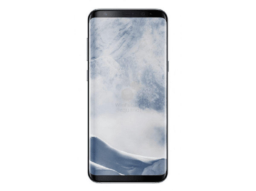 Samsung Galaxy S8 - Frontal