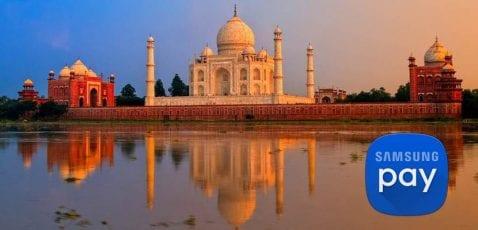 Samsung Pay, ya disponible oficialmente en la India
