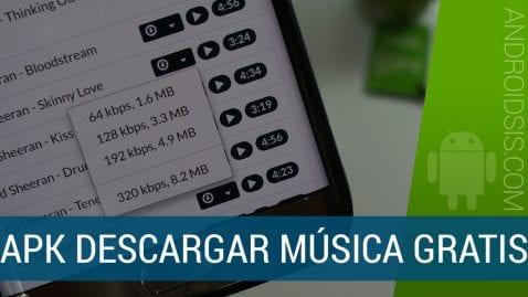 [APK] 2 Maneras de descargar música gratis a máxima calidad de sonido directamente de VK Music