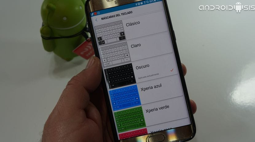 [APK] Descarga e instala el nuevo teclado del Xperia XZ Premium en cualquier Android
