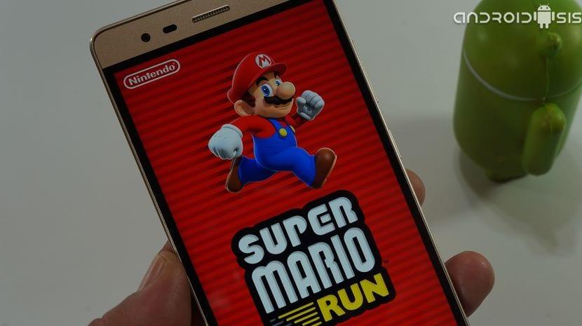Nintendo mata a Super Mario con este runner para Android