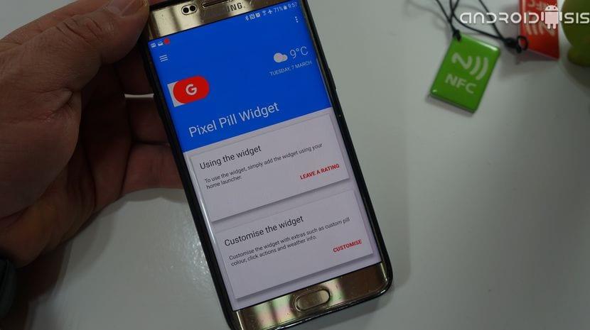 Instala el famoso Widget de los Google Pixel en cualquier Android