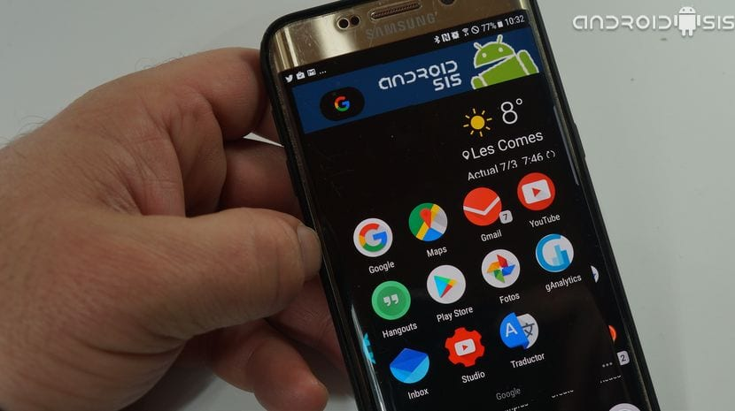 Este es mi Android: Personalización y las aplicaciones que uso a diario