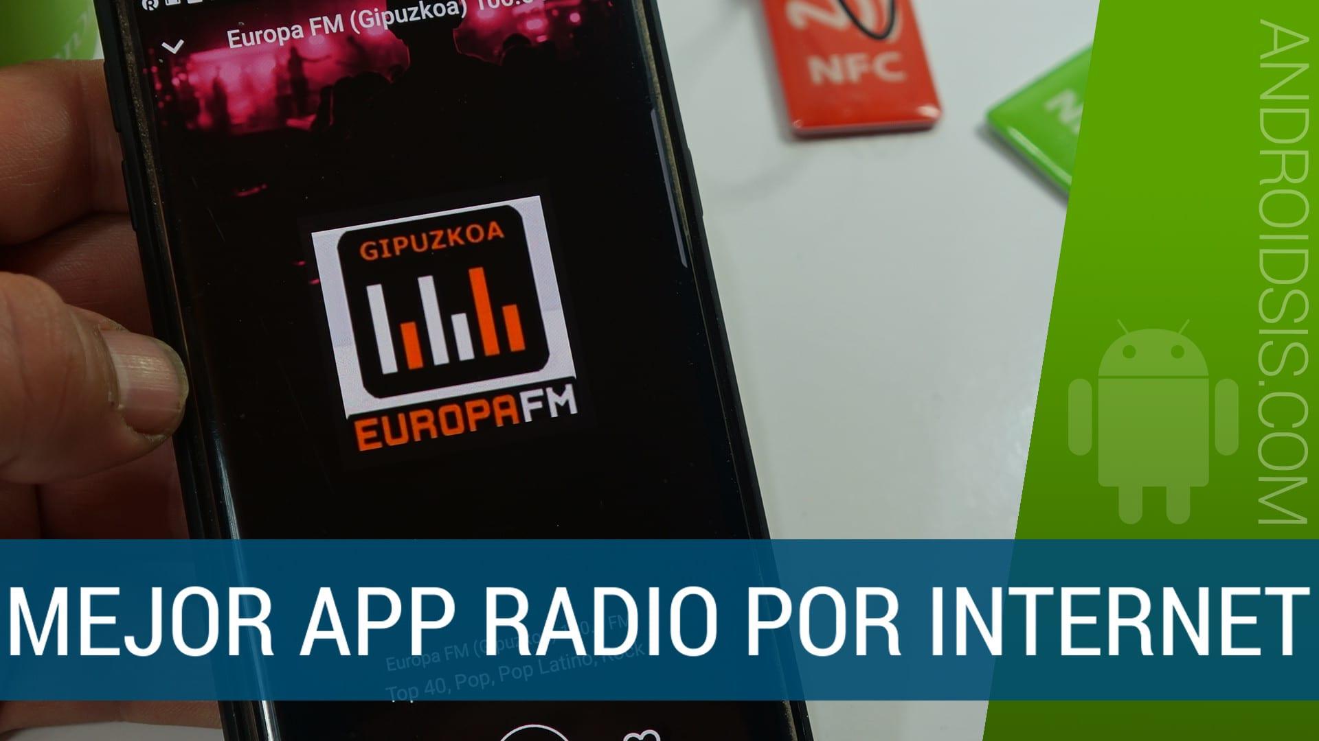 La mejor aplicación radio para Android