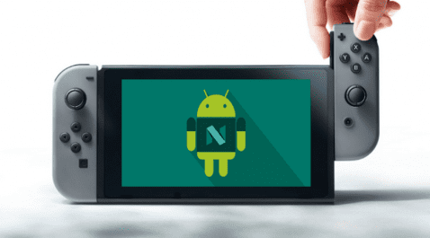 Nintendo Switch, Apps Android, Videojuegos