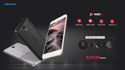Oferta Ulefone Power 2