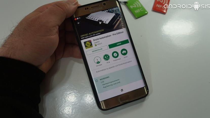 Cómo automatizar Android de una manera muy sencilla
