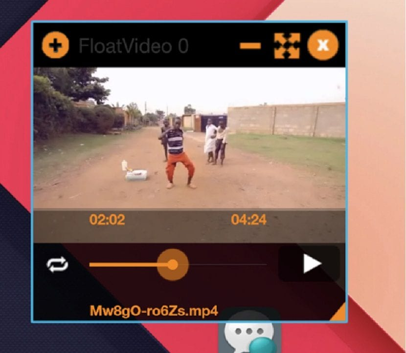 Vídeo flotante en Android O