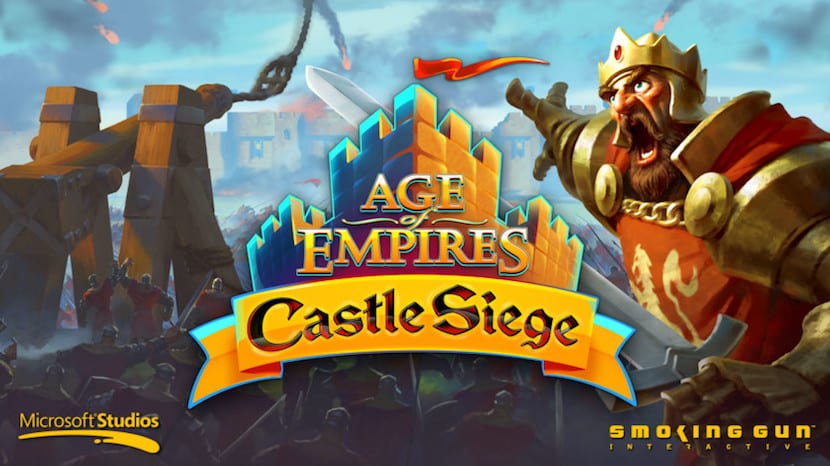 Age of Empires: Castle Siege, ya disponible para Android