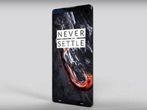 Concepto del OnePlus 5