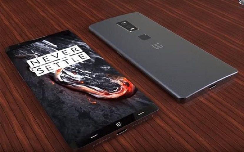 Concepto del OnePlus 5 hecho en base a las recientes filtraciones