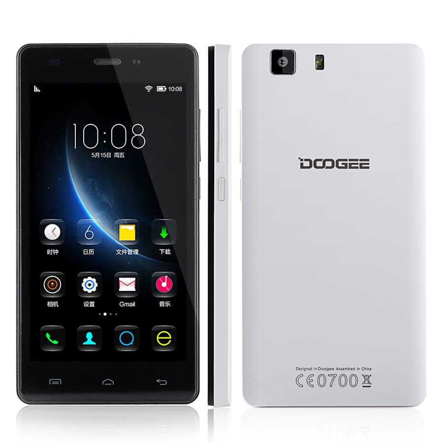 DOOGEE X5 diseño