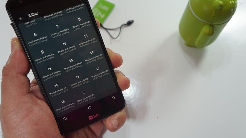 Custom Quick Settings, la app para añadir nuevos Toogles en el telón de notificaciones de Android