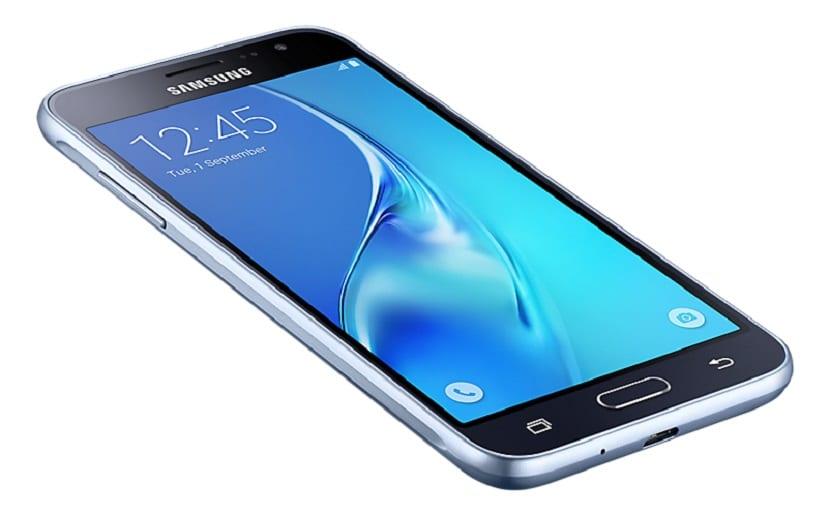 Samsung Galaxy J3 del 2016