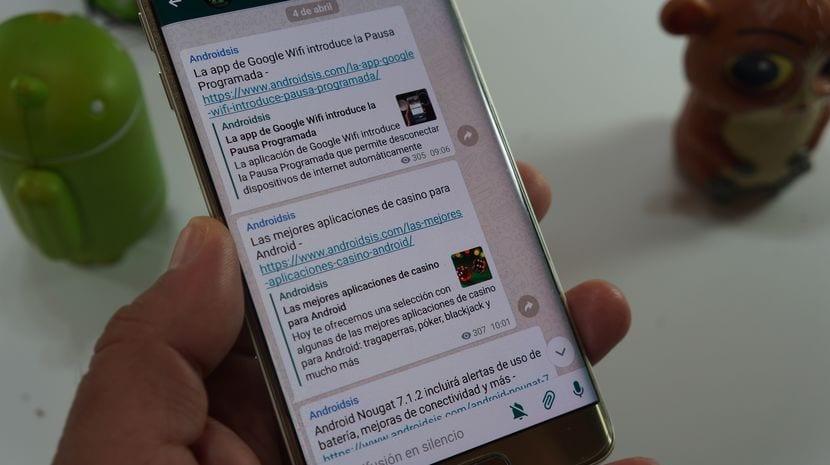 Los mejores temas para Telegram, (Skins), son gratis y no te tienes que instalar nada raro
