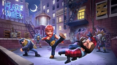 Nonstop Chuck Norris, ya disponible para dispositivos Android