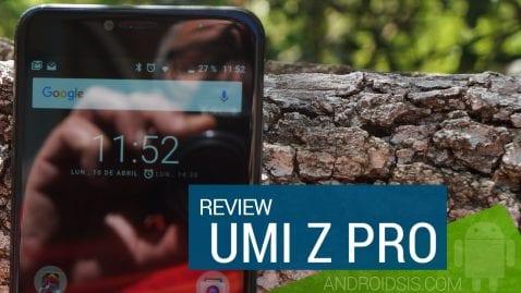 Review UMIDIGI Z Pro