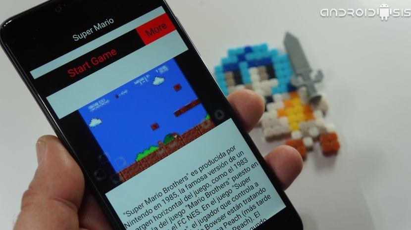 [APK] El mejor emulador de Nintendo Classic con un montón de juegos precargados. (Supermario 1,2,3, Donkey Kong, Double Dragon y muchos más)