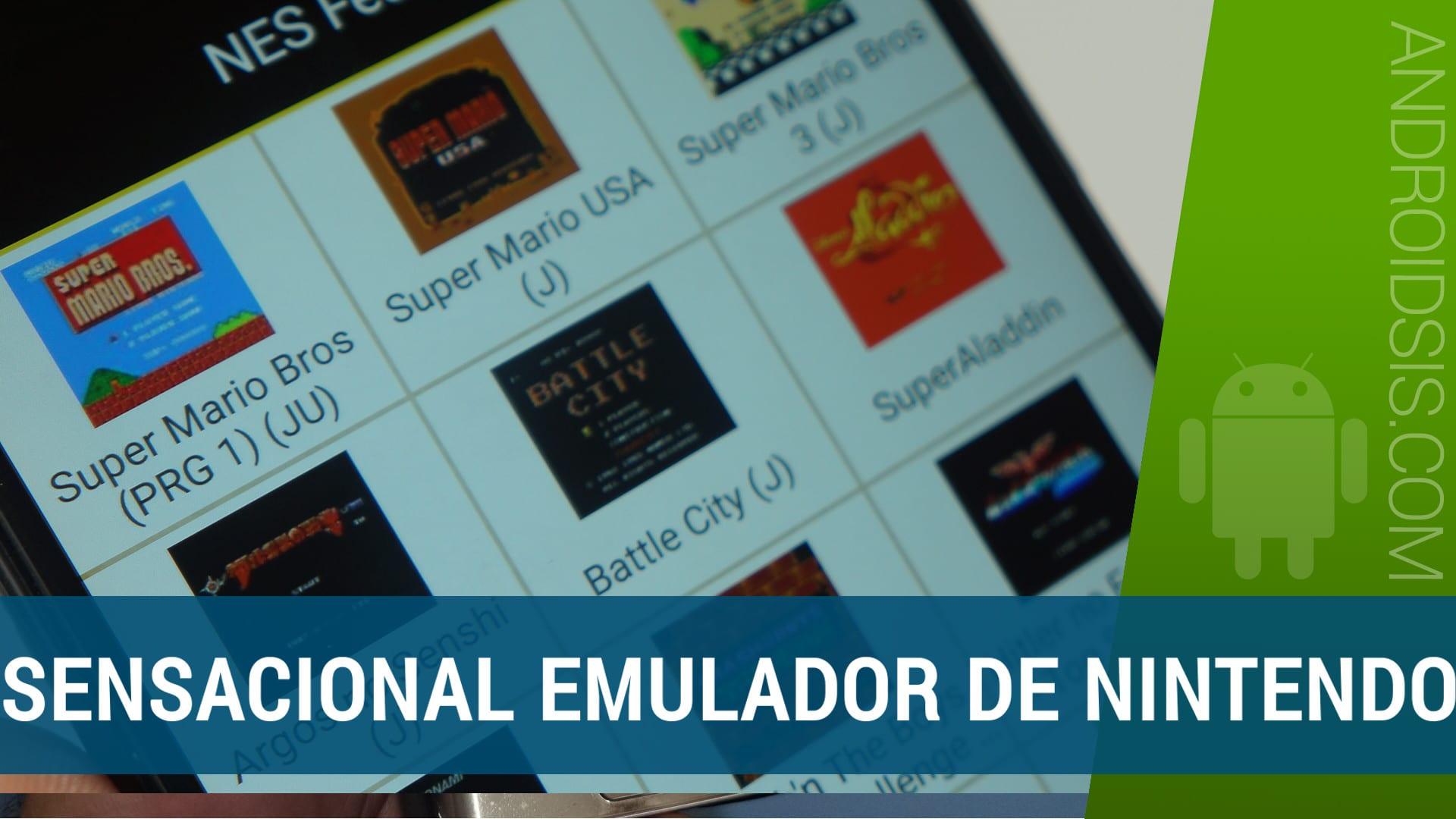 Mejor emulador Nintendo Classic